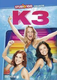 Cover K3 - K3 Loves You / K3 Show - K3 in de ruimte [DVD]